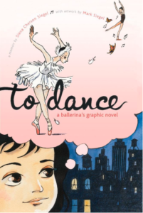 The cover of To Dance