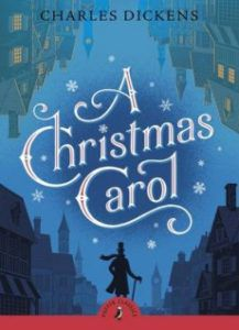 A Christmas Carol book cover