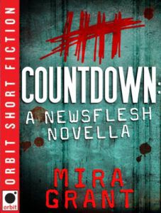 Countdown by Mira Grant cover