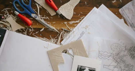 Craft Ideas To Transform Unwanted Books Into Objets D Art Book Riot