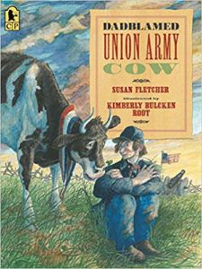 Dadblamed Union Army Cow book cover
