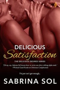 Delicious Satisfaction cover