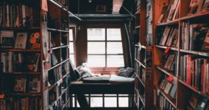design the perfect reading nook feature