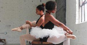 diverse ballet memoirs