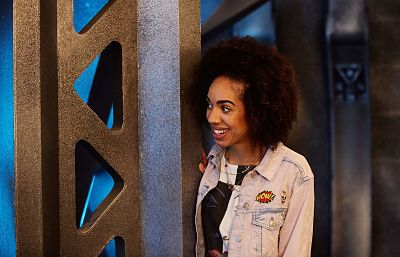 Books your favorite Doctor Who companion is reading: Bill Potts