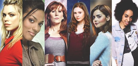 Books Your Favorite Doctor Who Companions Are Reading