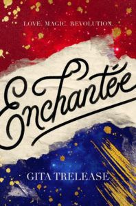 Enchantée from 25 YA Books To Add To Your Winter TBR | bookriot.com