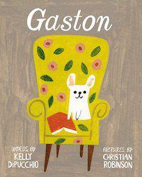 Gaston book cover