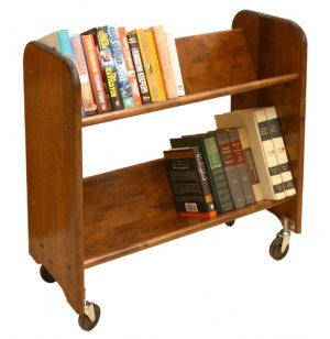 25+ Library Book Carts for Your Next-Level Home Library