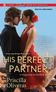 Cover of His Perfect Partner by Priscilla Oliveras