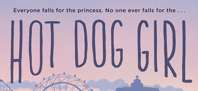 Hot Dog Girl book cover preview