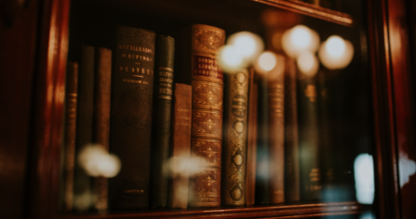 how to be a rare book collector feature