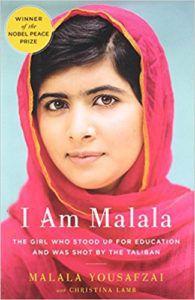 I Am Malala from 25 Inspiring Malala Yousafzai Quotes | bookriot.com
