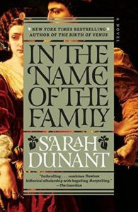 in the name of the family sarah dunant