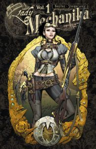 Lady Mechanika from 6 Spooky Comics To Get In The Halloween Spirit | bookriot.com