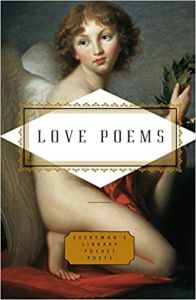 Love Poems Everyman Anthology cover