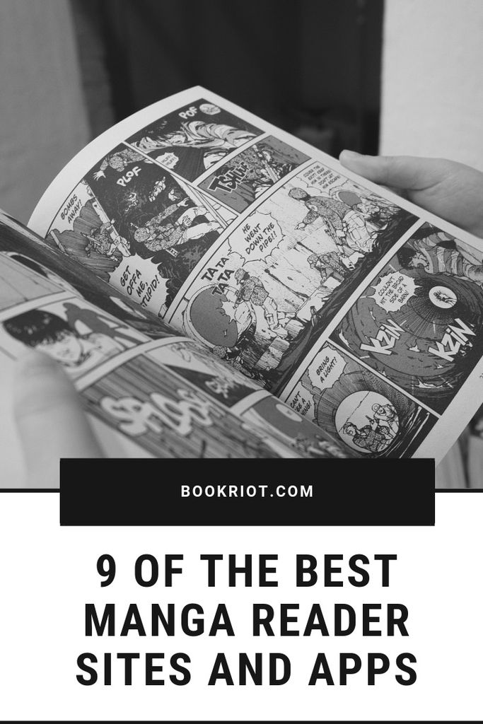 9 of the Best Manga Reader Sites and Apps to Feed Your Need | Book Riot
