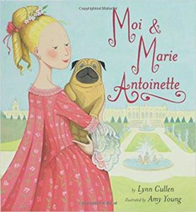 Moi and Marie Antoinette book cover