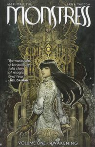 Monstress from 6 Spooky Comics To Get In The Halloween Spirit | bookriot.com