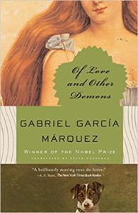 of love and other demons gabriel garcia marquez book cover