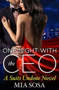 One Night with the CEO cover