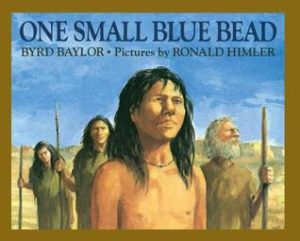 One Small Blue Bead book cover
