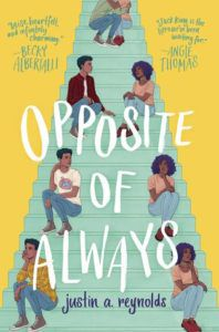 Opposite of Always from 25 YA Books To Add To Your Winter TBR | bookriot.com