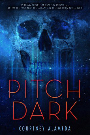 cover image of Pitch Dark by Courtney Alameda