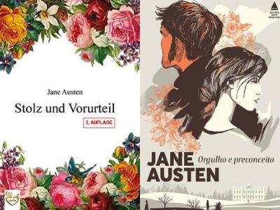Soto-Verlag and Nova Fronteria Editions from Pride and Prejudice Cover Roundup | bookriot.com