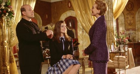 princess diaries film still