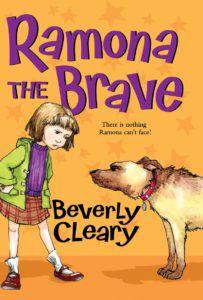 Ramona the Brave book cover