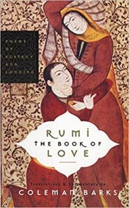 Rumi Book Of Love cover