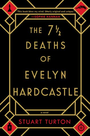 seven deaths of evelyn hardcastle cover image