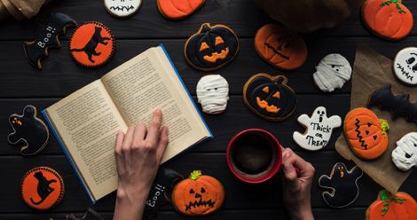 spooky books for halloween
