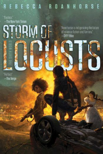 Storm of Locusts cover