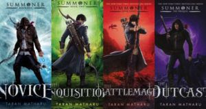 summoner series by taran matharu feature