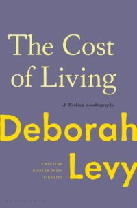 cover for The Cost of Living by Deborah Levy