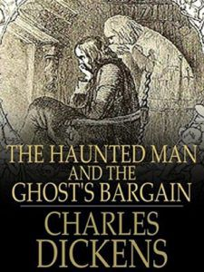 The Haunted Man and the Ghost's Bargain book cover