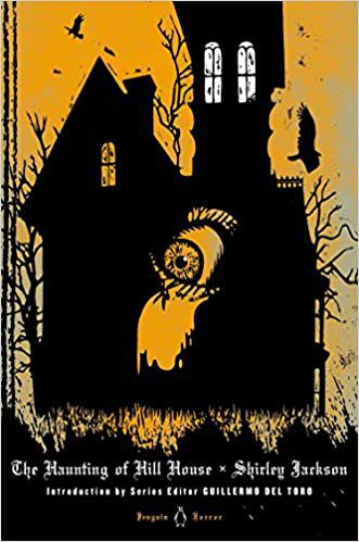 the haunting of hill house shirley jackson book cover