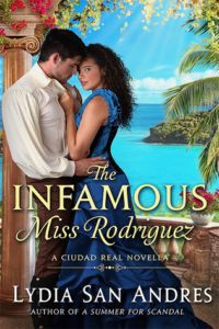 The Infamous Miss Rodriguez cover