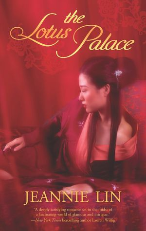 The Lotus Palace by Jeannie Lin - Historical Mysteries, Book Riot