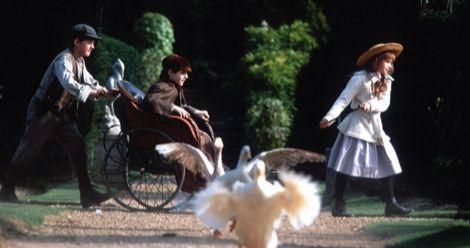film still from the secret garden for the secret garden reading list