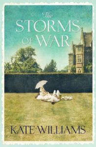 the storms of war kate williams