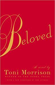 toni morrison beloved book cover