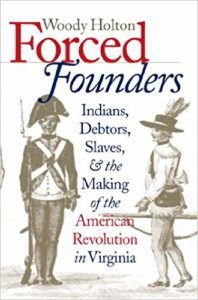 woody holton forced founders