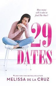 29 Dates book cover