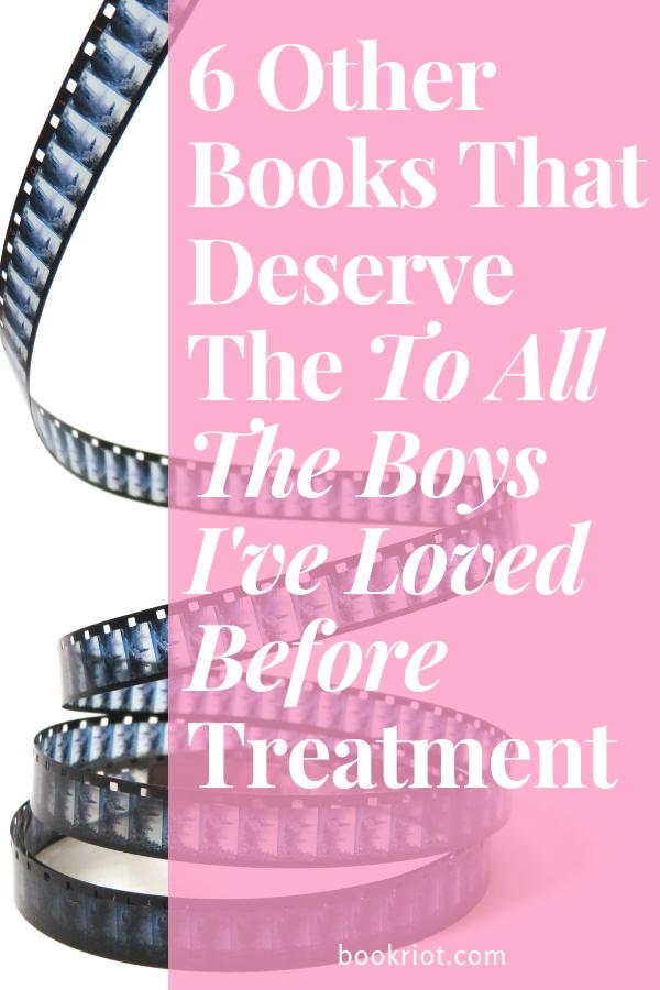 Contemporary YA Books That Need an Adaptation