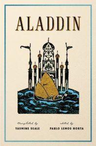 Aladdin book cover