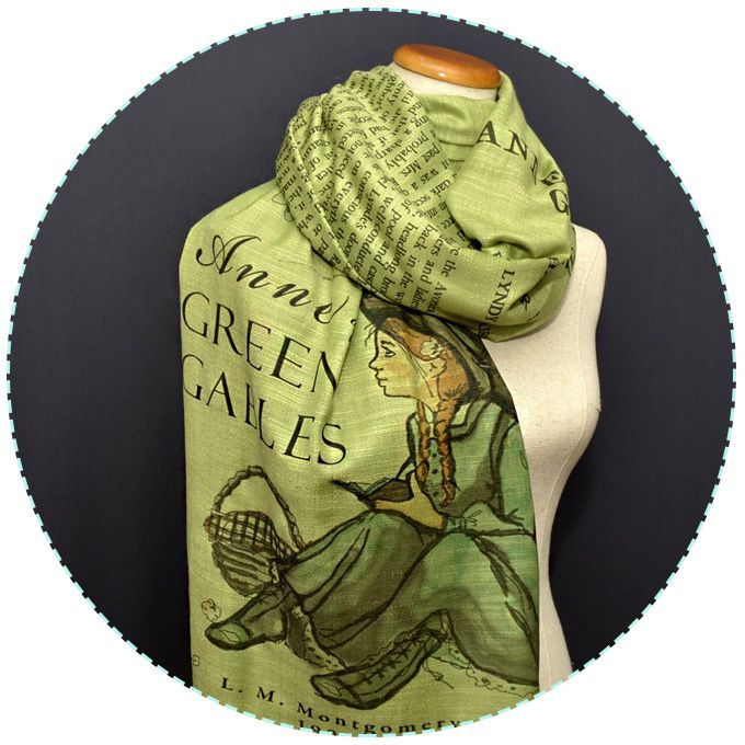 Anne of Green Gables Scarf