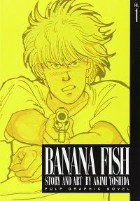 Banana Fish volume 1 by Akimi Yoshida